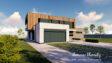 Projekt domu - Dwupokoleniowy 10