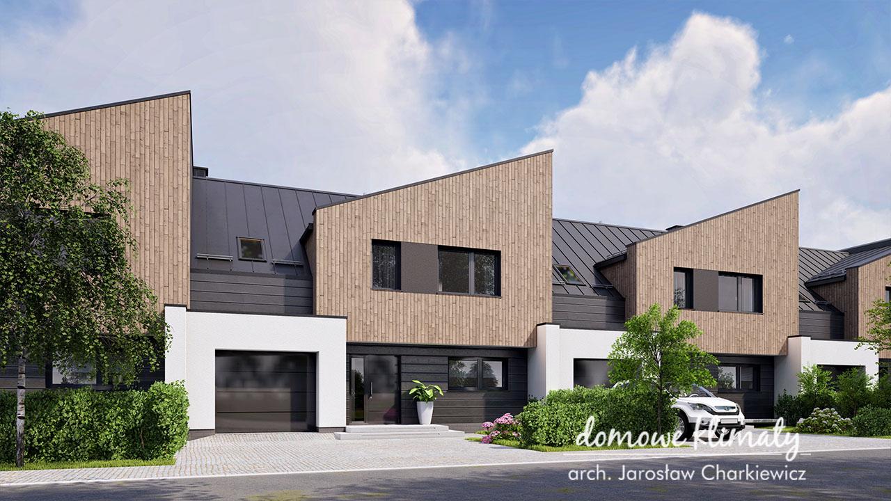 Projekt domu - Miki 7