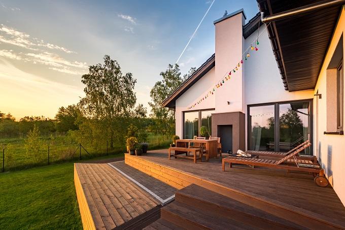 Taras Drewniany Dobry Pomysł Czy Ryzykowny Wybór Domowe