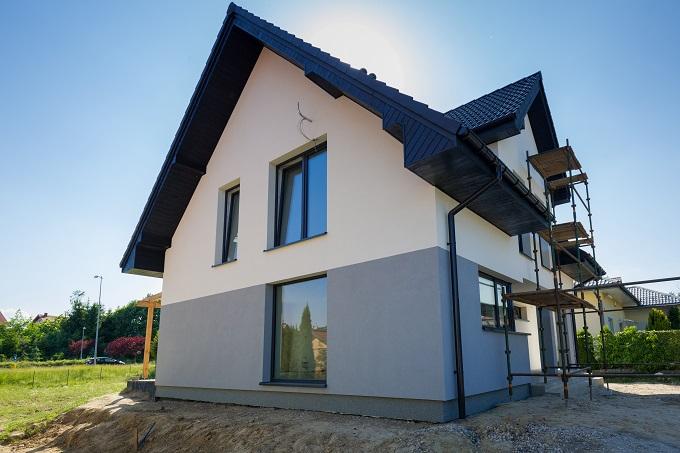 Ogromny Budowa domu 100 m² a 140 m² – zestawienie kosztów i cen budowy EU86