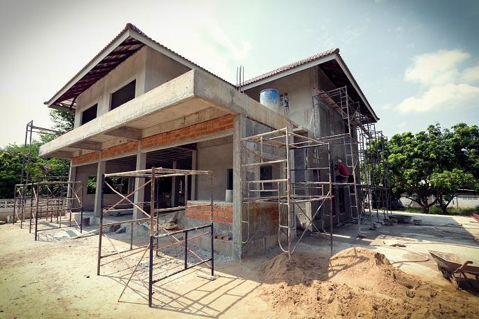 budowa domu a jego stan - wychanie