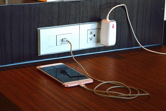 Gniazdko z wtykiem USB