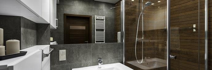 kabina prysznicowa jednoskrzydlowa