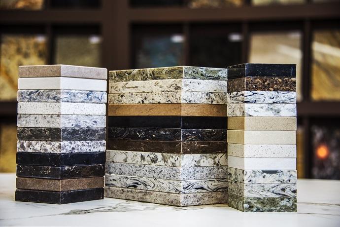 Kamień na blat łazienkowy