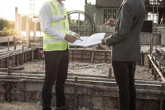 Konsultacja warunków na budowie z wykonawcą