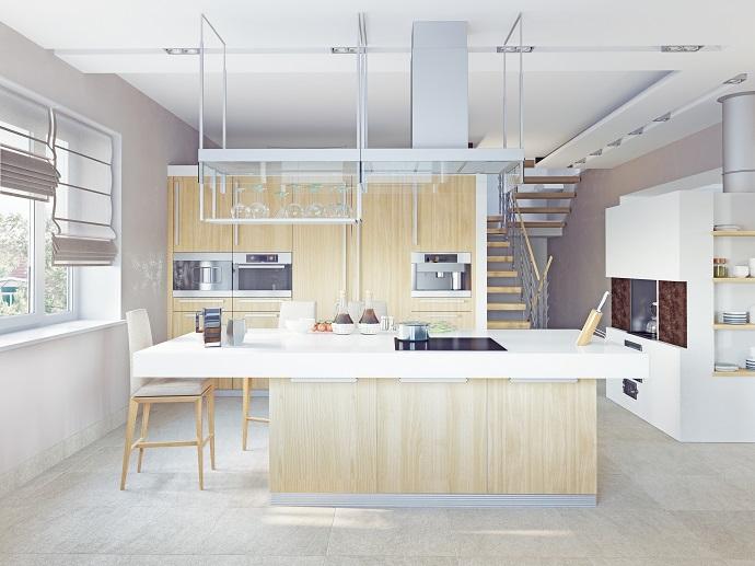 Piec Kaflowy W Nowym Domu Cena Budowa I Zabudowa Kuchni