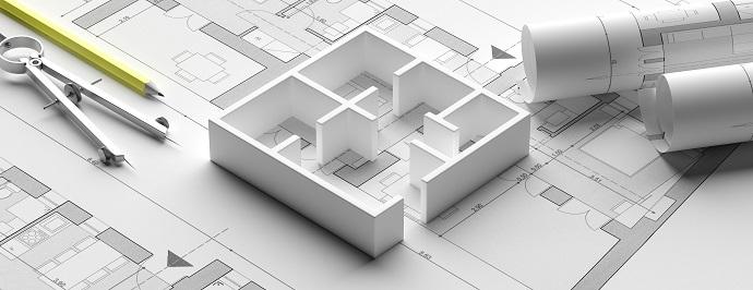 Plan pomieszczeń w domu