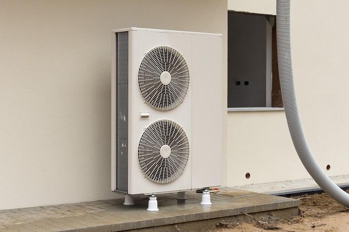 pompa ciepła powietrze - powietrze