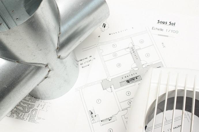 Projekt wentylacji w domu energooszczednym