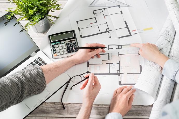 Rozplanowanie pomieszczen w domu