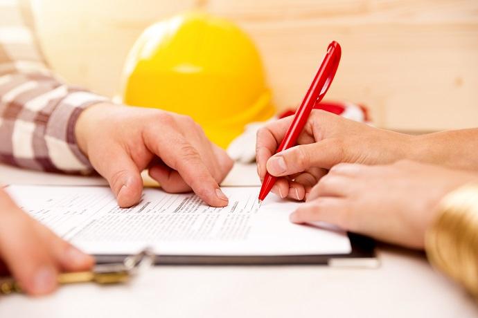 Spisanie warunków umowy o roboty budowlane