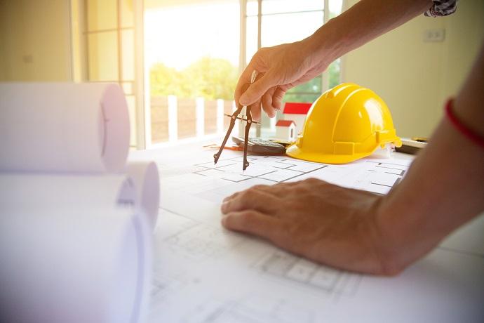 Sprawdzanie postepów prac budowlanych