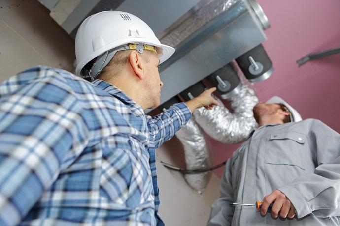 wentylacja a standard energooszczedny