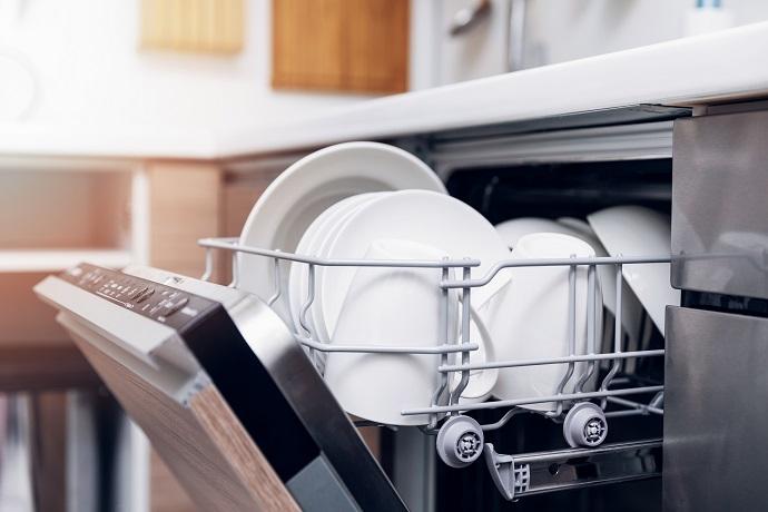 Zmywarka w zabudowie kuchennej