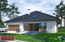 House design Antares T NF40