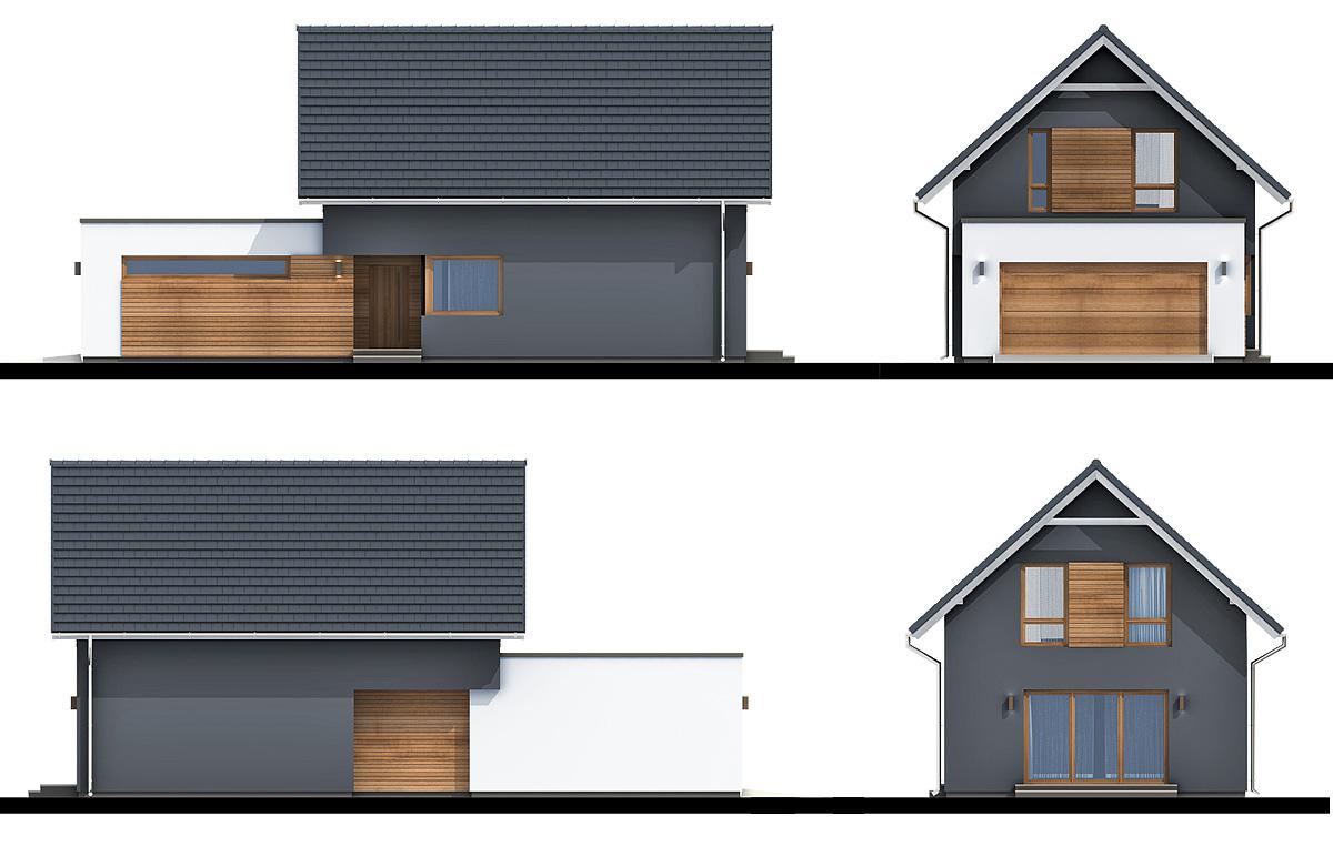 House Design Magellan Nf40 M Domowe Klimaty