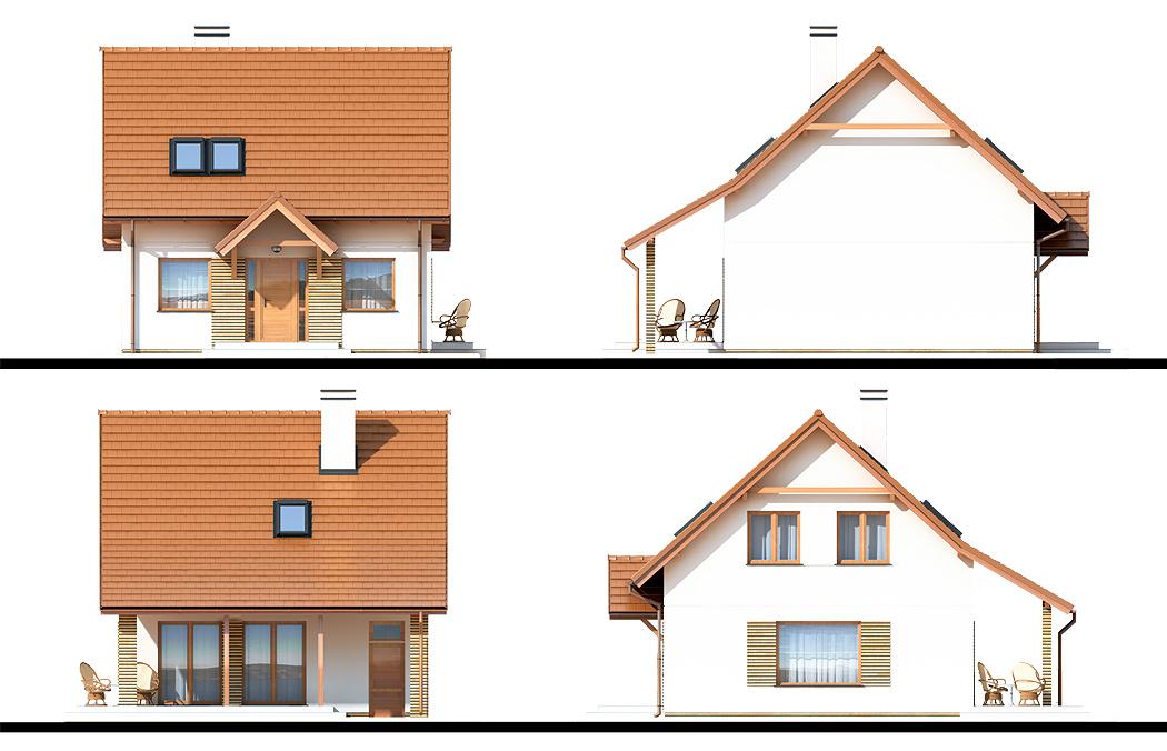 House Design Solaris Iii Nf40 M Domowe Klimaty