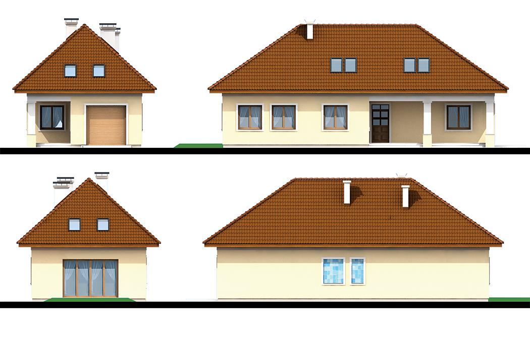 House Design Lorien M Domowe Klimaty