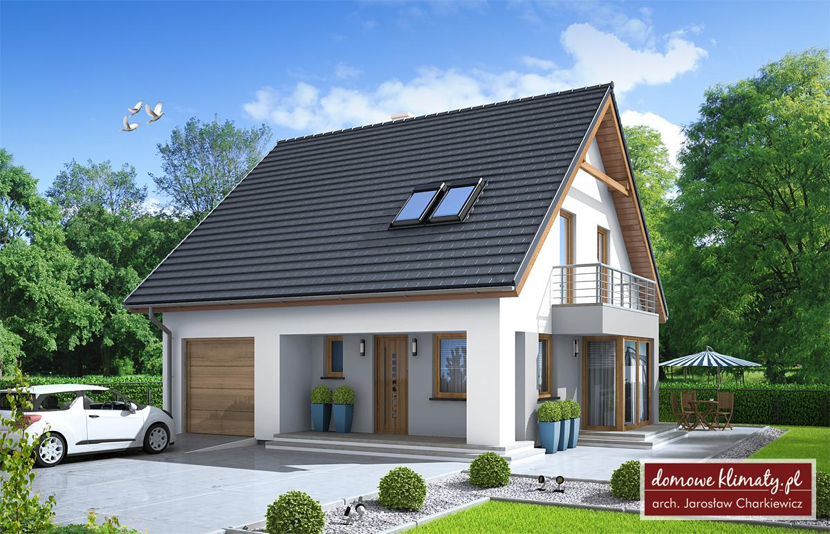 House Design Alaska Iii Nf40 M Domowe Klimaty