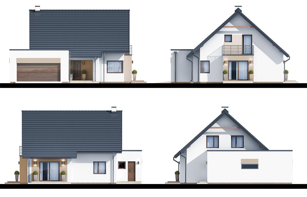 House Designs Modern Low Energy
