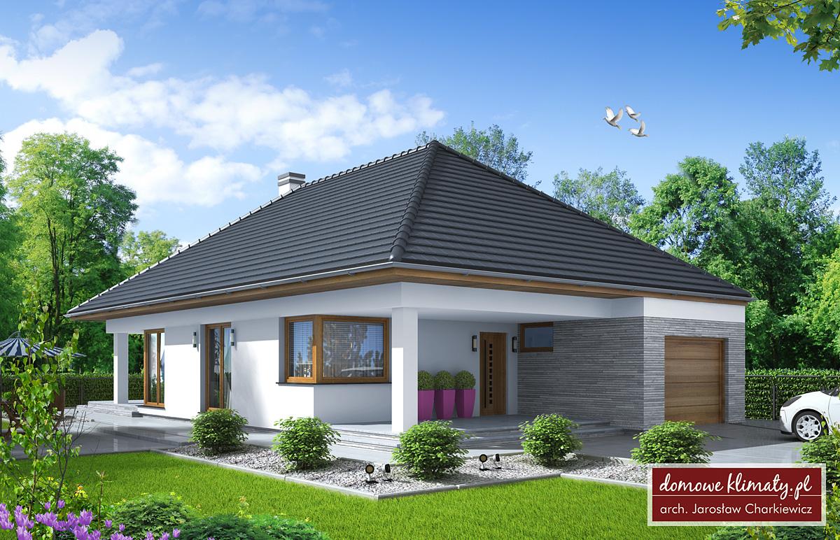 Projekt Domu Igraszka Nf40 M Domowe Klimaty