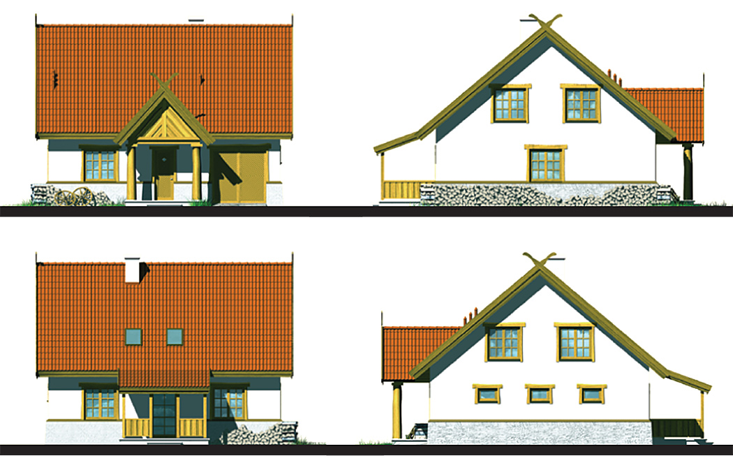 House Design Tomaszek M Domowe Klimaty