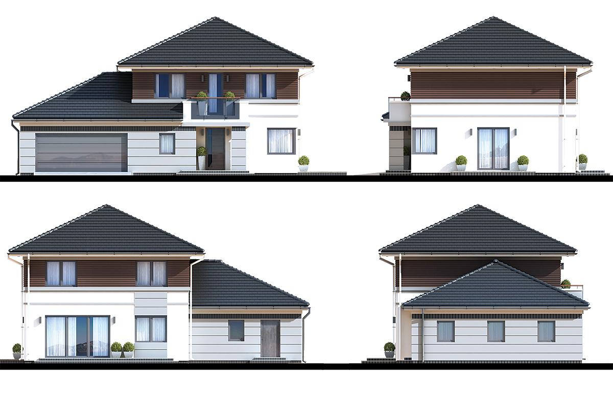 House Design Taurus G2 Nf40 M Domowe Klimaty