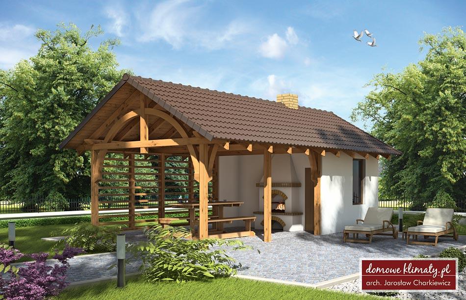 Projekt Domu Altana A 1 852 M² Domowe Klimaty