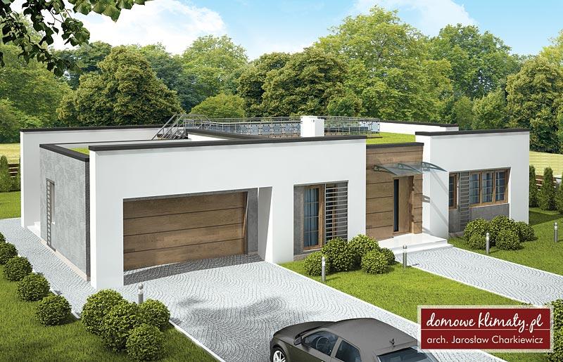 проект дома Jowisz 11559 M² Domowe Klimaty