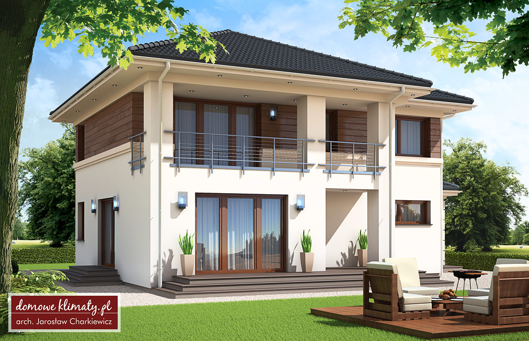 House Design Omega Nf40 M Domowe Klimaty
