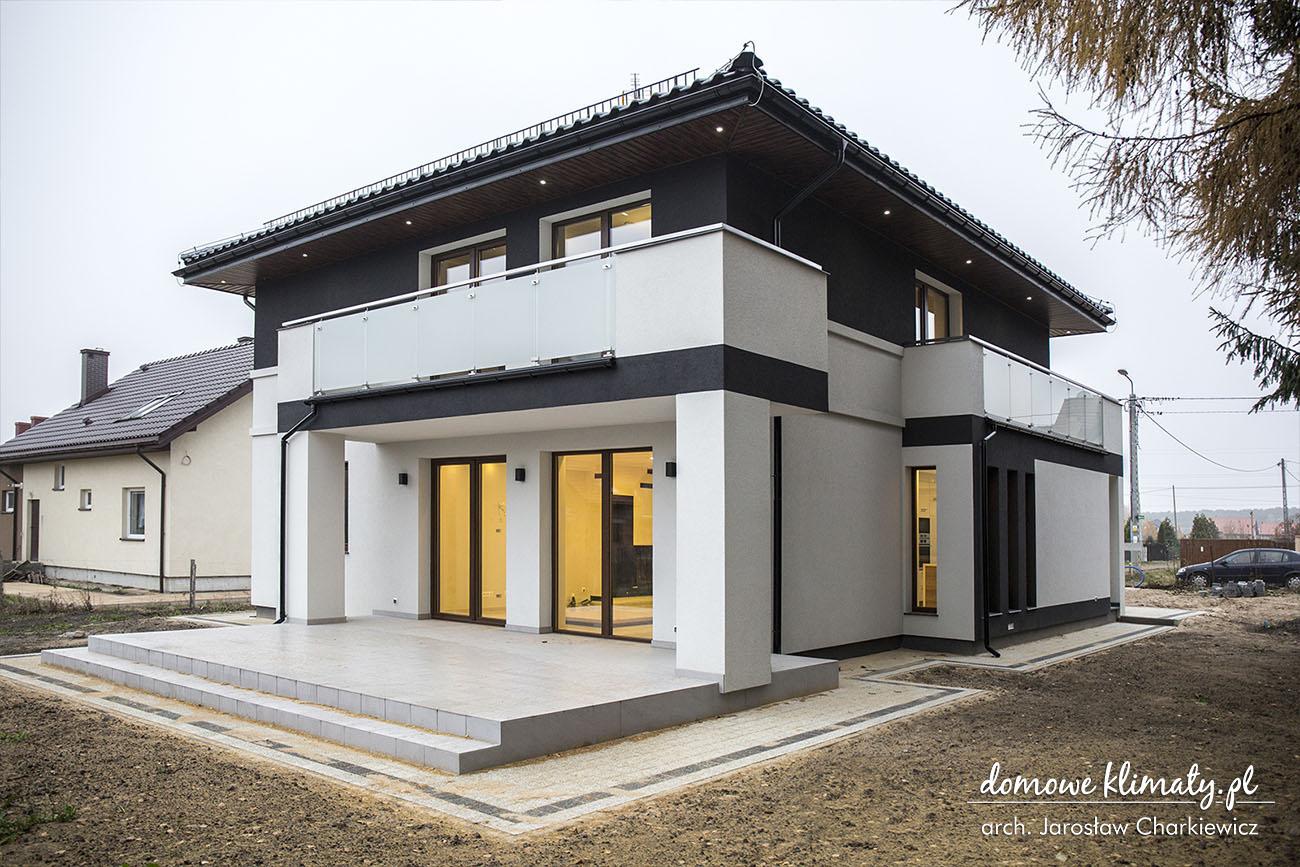 Projekt Domu Samba Nf40 M Domowe Klimaty
