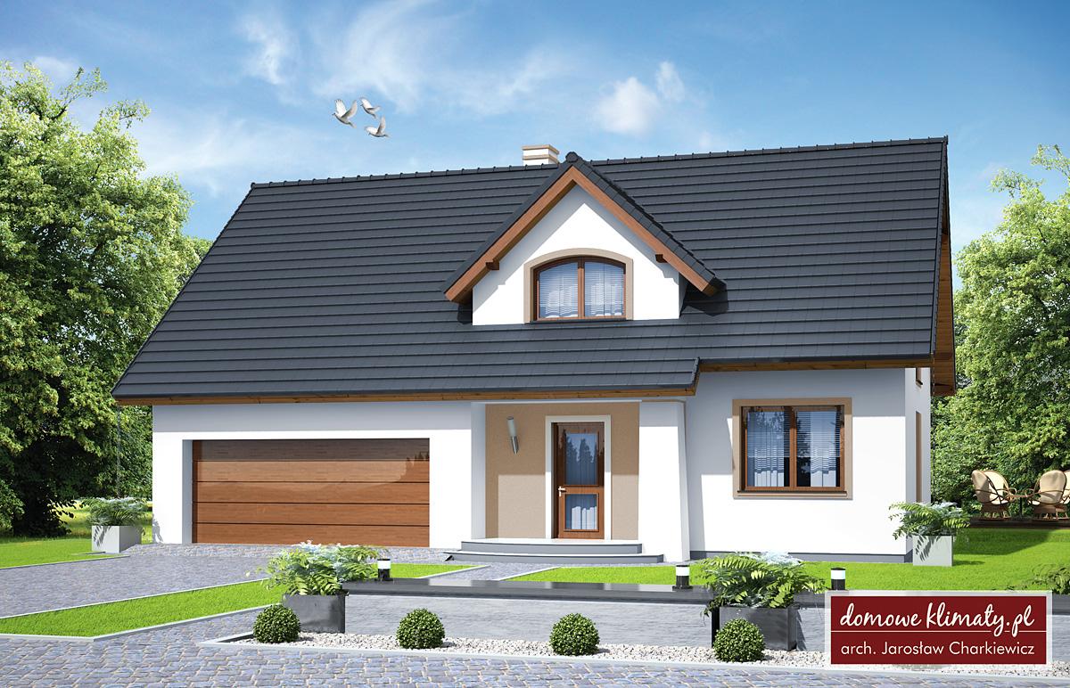 House Design Ma Gosia G2 M Domowe Klimaty