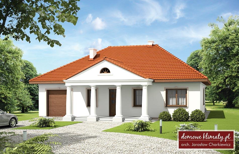 House Design Nagietek M Domowe Klimaty
